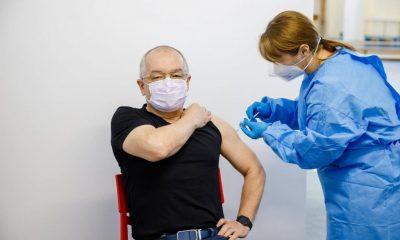 Primarul din Cluj face rapelul cu Astra Zeneca şi salută decizia CEDO privind vaccinare
