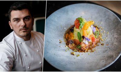 Primul bucătar român cu stea Michelin își deschide restaurant la Cluj