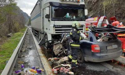 România, campioană la accidentele rutiere mortale în UE