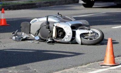 Scuterist spaniol, lovit de mașină în Gheorgheni