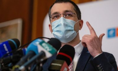 """Vlad Voiculescu: Nu s-au raportat toţi morţii de COVID. Cîţuar trebui să """"revadă metodologia"""" de raportare a deceselor"""