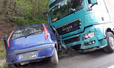 Accident tragic pe șoseaua Oradea  - Cluj. Tânărul șofer de 20 de ani a murit