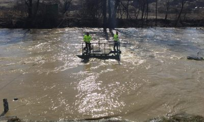 Alertă la barajul Someșul Rece. Deversat din cauza inundațiilor