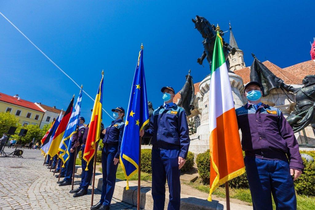 Cum a fost sărbătorită Ziua Europei la Cluj