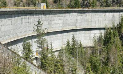 Situația acumulării apei din barajul Someșul Rece este sub control