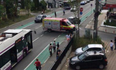 Accident pe Bună Ziua. Trei mașini făcute praf