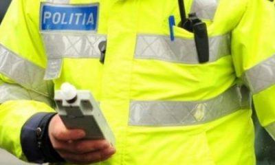 Bărbat de 50 ani, aproape de comă alcoolică, la volan. Polițiștii clujeni l-au reținut pentru 24 de ore