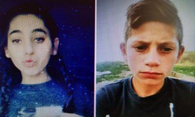 Doi minori din Cluj-Napoca au dispărut de acasă. Anunţaţi poliţia la 112 dacă i-aţi văzut