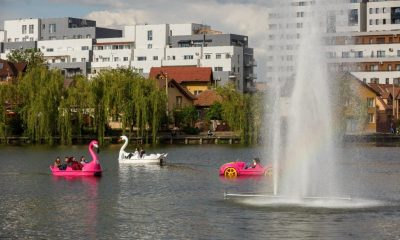 Liber la relaxare pentru clujeni! S-a deschis sezonul de agrement pe două lacuri din Cluj-Napoca