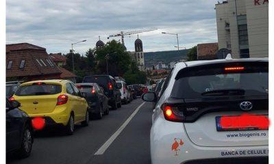 No, a ajuns Clujul Capitală! 1h și 40 minute de la Interservisan până în Mănăştur