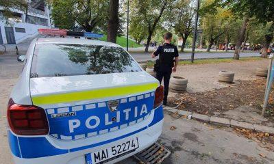 Razie-fulger în trafic, la Cluj-Napoca. Zeci de vitezomani, trași pe dreapta în doar două ore