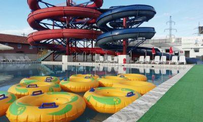 S-a deschis Aqua Park Floreşti. Vezi tarifele și programul