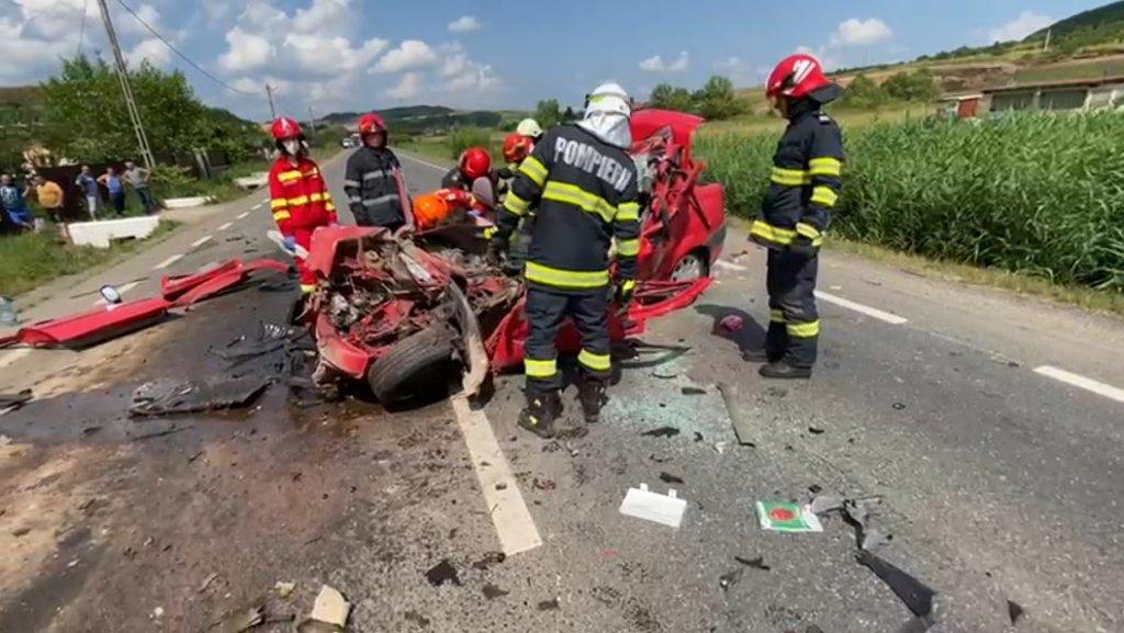 Bilanț accidente Cluj: 28 de morți și zeci de răniți grav, în doar șase luni/ Drumurile cu cele mai multe decese