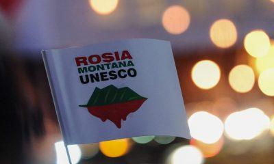 Roşia Montană a fost inclusă în Patrimoniul UNESCO