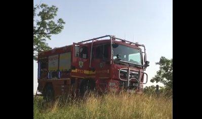 Un bărbat de 80 de ani din Cluj a ars de viu în bucătăria de vară