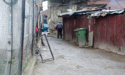 Romii de pe strada Stephenson, evacuați de Primărie. Două mari proiecte imobiliare se ridică in zonă